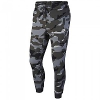 [해외]나이키 Sportswear Club Camo Jogger Cool Grey / Anthracite / White