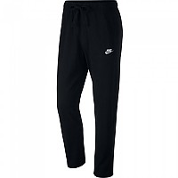 [해외]나이키 Sportswear Club Pants Regular Black / White