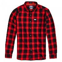 [해외]슈퍼드라이 Workwear Red Check