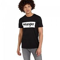 [해외]WRANGLER Logo Black