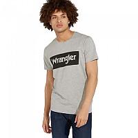 [해외]WRANGLER Logo Mid Grey Melange