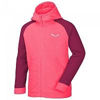 [해외]살레와 Puez Biki Polarlite Full Zip Hoody Paradise Pink