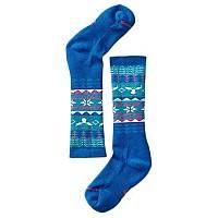 [해외]SMARTWOOL Wintersport Fairisle Moose Bright Blue