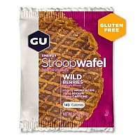 [해외]GU Stroopwafelgrluten Free Wild Berries Box 16 Units