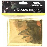 [해외]TRESPASS Emergency Foil Blanket Not Applicable