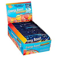 [해외]W아이더 Victory 엔듀라nce Energy Boostgrummies 12 x 64gr Cola