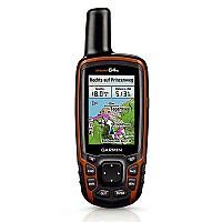 [해외]가민 GPSMAP 64S Black / Orange