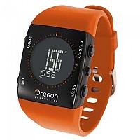 [해외]OREGON SCIENTIFIC Tracker Digital Compass Watch Orange