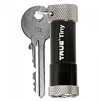 [해외]TRUE UTILITY Tiny Torch Pocket Flashlight Stainless Steel