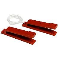 [해외]SILVA Orienteering Punches 432 Serie B x10 4135902348 Red