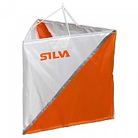 [해외]SILVA Reflective Marker 15x15 cm White / Orange