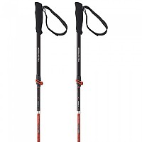 [해외]TSL OUTDOOR Tour Carbon 5 Light Swing Black / Red