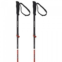 [해외]TSL OUTDOOR Tour Carbon 5 Light P&P Black / Red