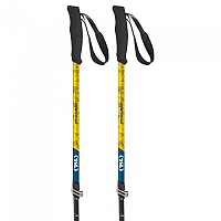 [해외]TSL OUTDOOR Tour Carbon Compact 3 Light P&P Black / Yellow / Blue