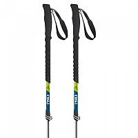 [해외]TSL OUTDOOR Tour Alu Compact 3 Cross P&P Black / Yellow / Blue