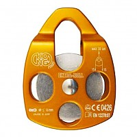 [해외]콩 Twin Double Pulley Open 4582991 Orange
