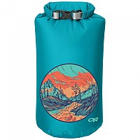 [해외]아웃도어 리서치 Graphic Dry Sack 10L Alpenglow Typhoon