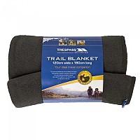 [해외]TRESPASS Snuggles 120 X 180cm 블랭킷 Charcoal