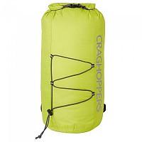 [해외]크래그호퍼 Packaway Waterproof Rucksack 15L Spring Yellow - Quarry Grey