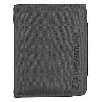 [해외]LIFEVENTURE RFID Tri Fold Wallet Black