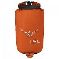 [해외]오스프리 Ultralight Drysack 1.5 Poppy Orange