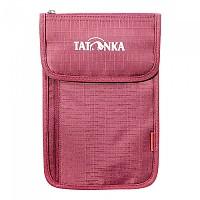 [해외]TATONKA Neck Wallet Bordeaux Red