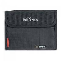 [해외]TATONKA Euro Wallet Rfid B Black