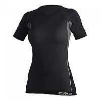 [해외]CMP Underwear T-shirt Seamless Black