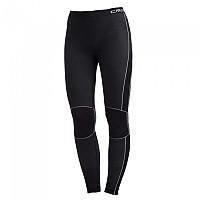 [해외]CMP Underwear Long Pants Seamless Black