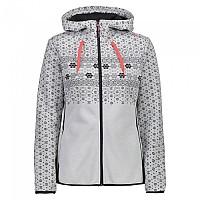 [해외]CMP Jacket Fix Grey Melange