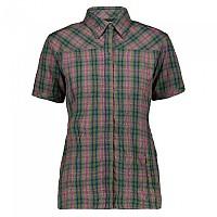 [해외]CMP Woman Shirt Geranium / Marine / Olive