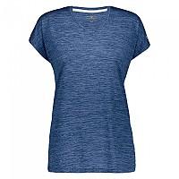 [해외]CMP Woman T-Shirt Marine Melange