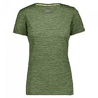 [해외]CMP Woman T-Shirt Olive Melange