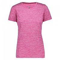 [해외]CMP Woman T-Shirt Geranium Melange