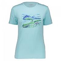 [해외]CMP Woman T-Shirt Anise