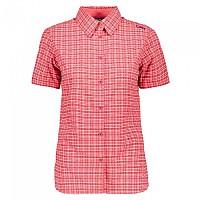 [해외]CMP Woman Shirt Graphite / Coral