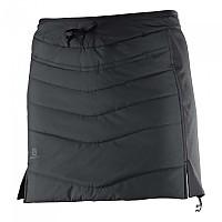 [해외]살로몬 Drifter Mid Skirt Black