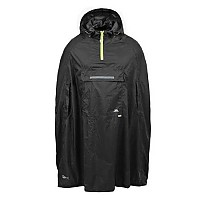 [해외]TRESPASS Qikpac Poncho Black