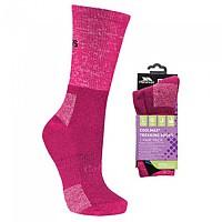 [해외]TRESPASS Leader Socks Pink Lady Marl
