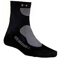 [해외]X-SOCKS Mountain Bike Discovery Black