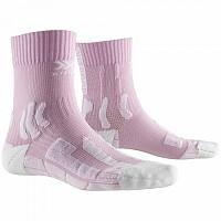 [해외]X-SOCKS Outdoor Flamingo Pink / Arctic White