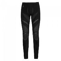 [해외]오들로 Evolution Warm Muscle Force Pants Black / Platinium Grey