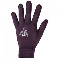 [해외]오들로 Stretchfleece Liner Gloves Pickled Beet