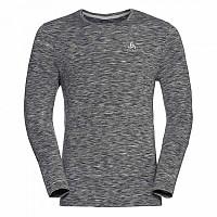 [해외]오들로 Sillian T-Shirt L/S Odlo Concrete Grey Space Dye