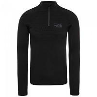 [해외]노스페이스 Sport L/S Zip Neck TNF Black / Asphalt Grey