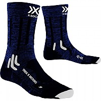 [해외]X-SOCKS X Merino Midnight Blue / Arctic White