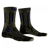 [해외]X-SOCKS X CTN Forest Green / Midnight Blue