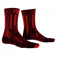 [해외]X-SOCKS X CTN Dark Ruby / Fire Red