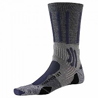 [해외]X-SOCKS Path Ultra LT Opal Black / Dolomite Grey Melan