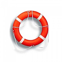[해외]OLOGY Lifesaving Ring Orange